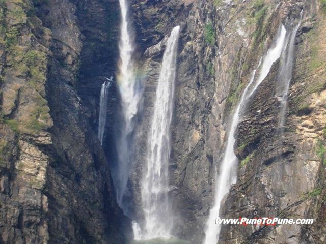 Amazing Jog Falls