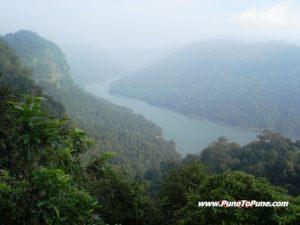 Sharavati River