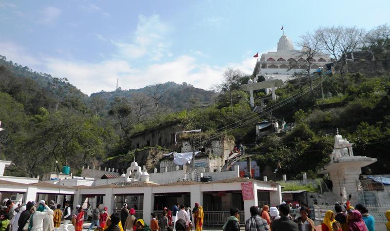 Jwalamukhi Temple Campus