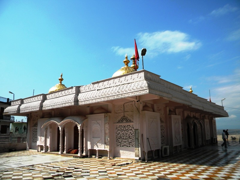 Jwalamukhi Temple Hall